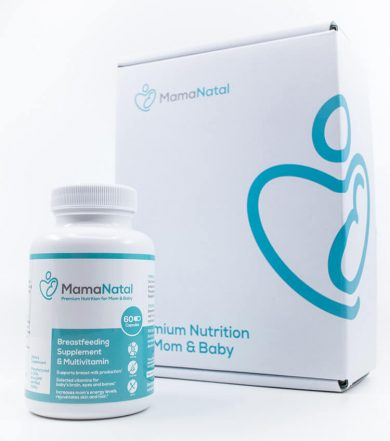 MamamaNatal Supplement